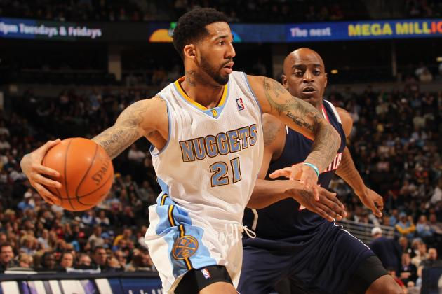 Report: Wilson Chandler Interested in Pairing with Toronto Raptors