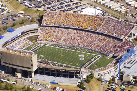 Mountaineer Football: A Look at Future Non-Conference Schedules