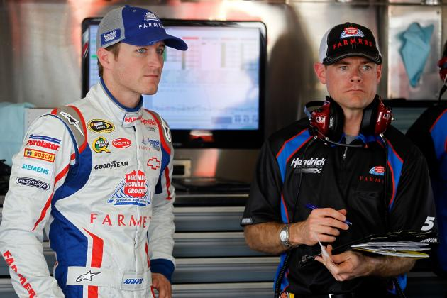 Daytona 500 Qualifying: Kasey Kahne's Crash Doesn't Bode Well for His Chances
