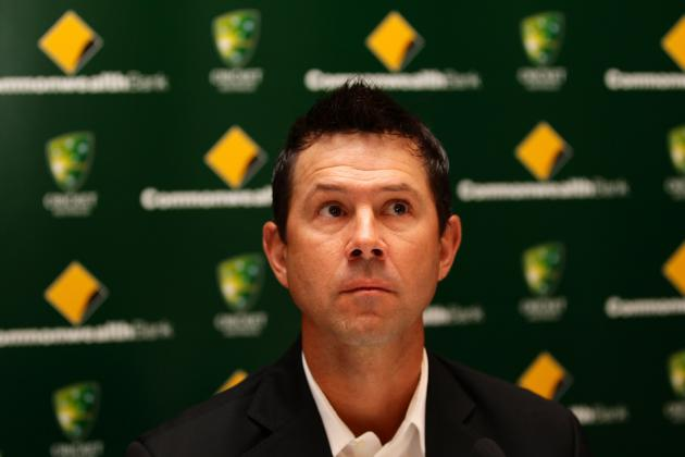 Cricket: Will Australia Be Affected by the Loss of Ricky Ponting?