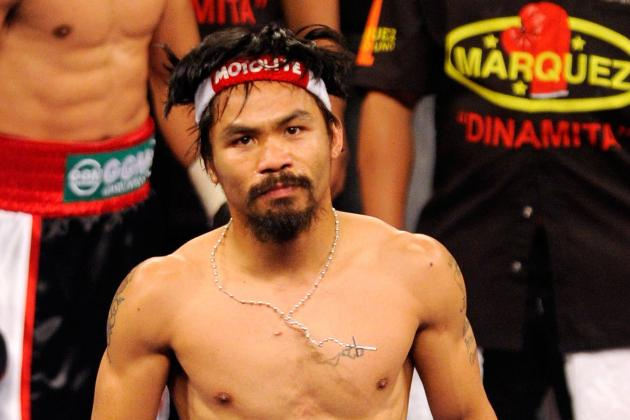 Mayweather vs Pacquiao: Potential Fight Dominates Pacquiao-Bradley Presser
