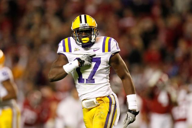 Carolina Panthers 2012 Mock Draft: Updated 7-Round Predictions