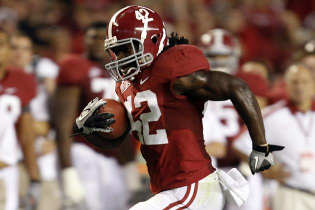 Alabama Football:  Who Will Be the Tide's MVP in 2012?