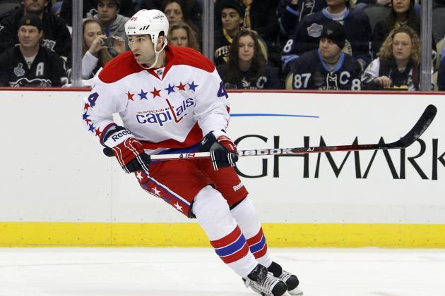 NHL Trade Rumors: Capitals Minimize Trade Value of Roman Hamrlik in Benching