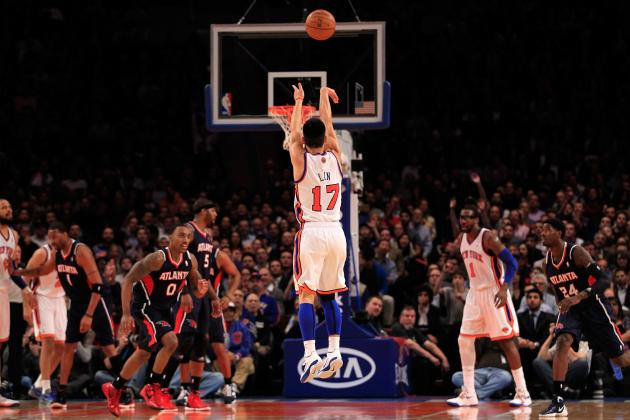 Air-Lin? Nike Reportedly Has Big Plans for New York Knicks Star Jeremy Lin
