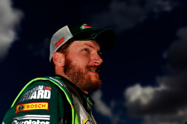 Dale Earnhardt Jr: Potentially Chaotic Daytona 500 Plays to Earnhardt's Strength