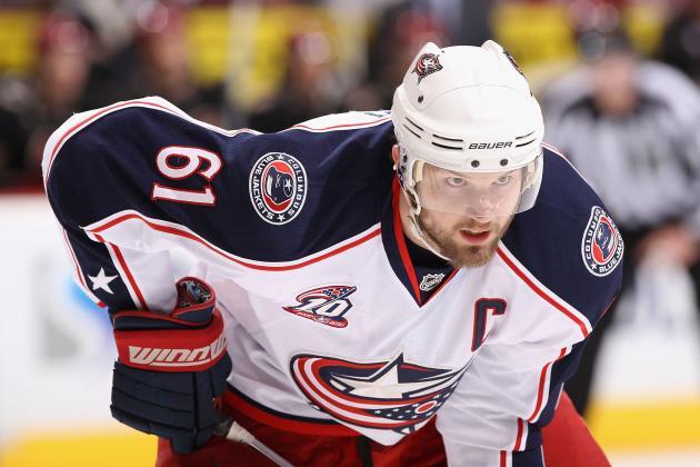 NHL Trade Rumors: Rangers Are Frontrunner for Rick Nash