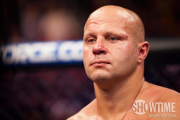 Fedor Emelianenko Set for Possible June Return, Says M-1 Global