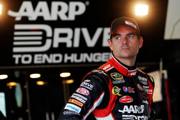 2012 Daytona 500: Is It Time for Jeff Gordon To Take a Stand in Daytona?