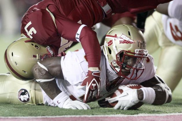 Florida State Football: Running Back James Wilder Arrested on Felony Charges