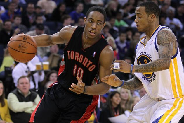 DeMar Derozan Heating Up for the Toronto Raptors