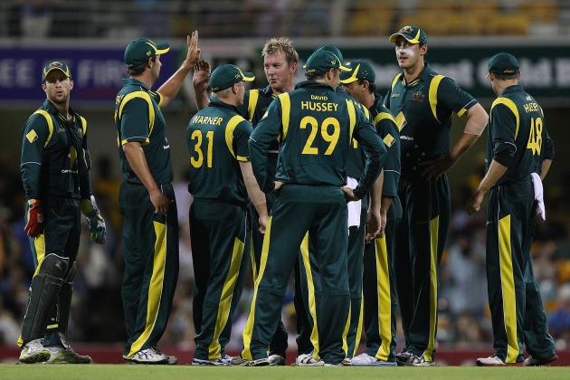 One Day International Cricket: Who Will Take out the 2012 Tri-Series?
