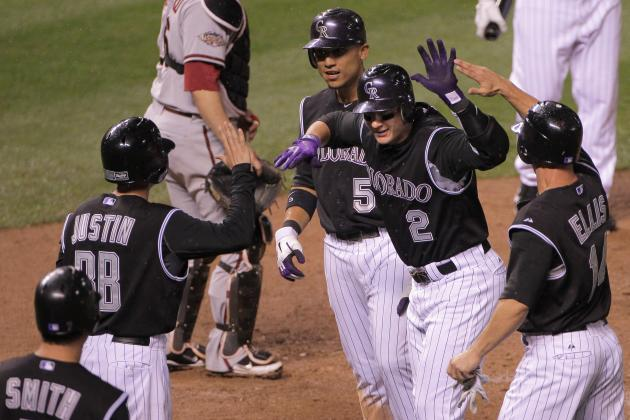 Colorado Rockies Spring Training 2012: The Five Most Intriguing Players