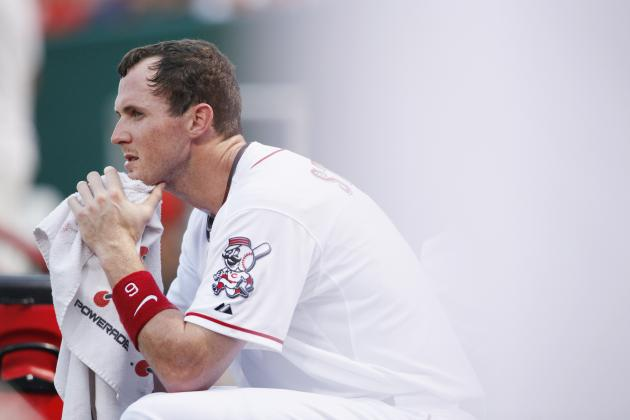 Fantasy Baseball 2012 Projection: Why Drew Stubbs Could Prove to Be a Major Bust
