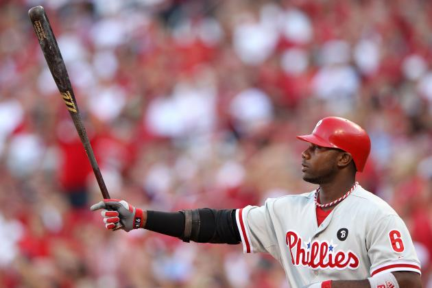 Ryan Howard: Philadelphia Phillies 1B Takes First Batting Practice