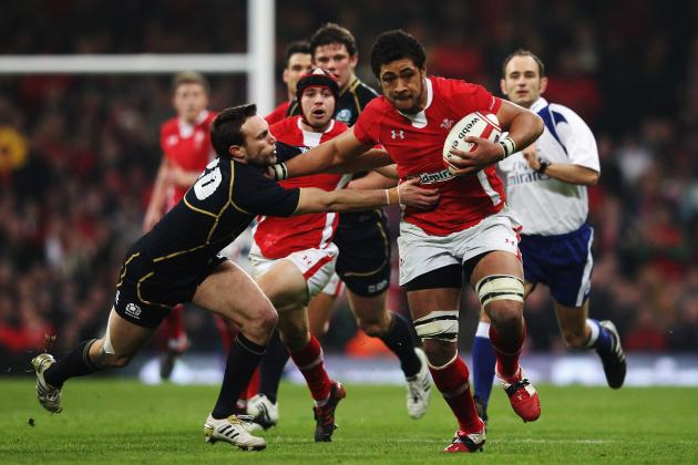 2012 Six Nations Rugby: Scotland Coach Makes Changes to XV for France Test