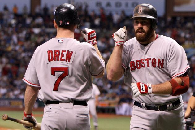 Kevin Youkilis and  JD Drew: A Tale of Two Oft-Injured Players