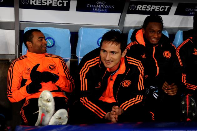 Chelsea FC: Frank Lampard, Ashley Cole Heading for Chelsea Summer Exits?