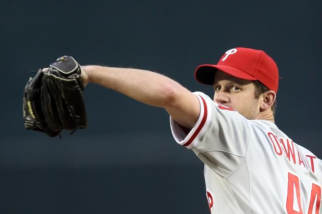 MLB Spring Training 2012: Is Roy Oswalt Just Playing the Waiting Game?