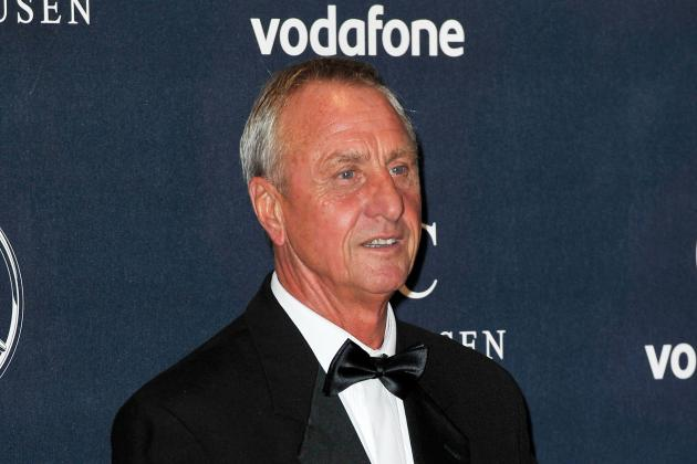 FC Barcelona: Johan Cruyff Confident Pep Guardiola Will Remain as Coach