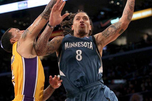 Lakers Rumors: Los Angeles Would Not Be Upgrading by Trading for Michael Beasley