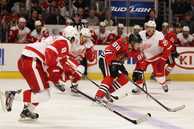Detroit Red Wings: Why the Wings Should Stay Put at the NHL Trade Deadline