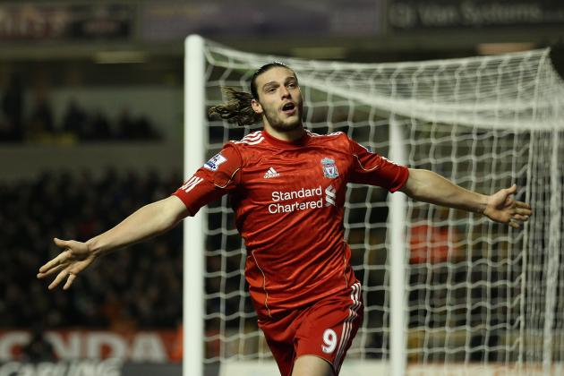 Cardiff City vs. Liverpool: Why Andy Carroll Is Ready to Shine for Reds
