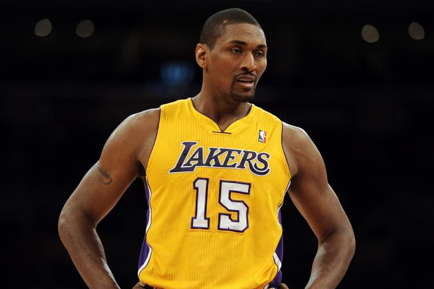 Lakers Trade Speculation: Does Metta World Peace Have Any Trade Value Left?