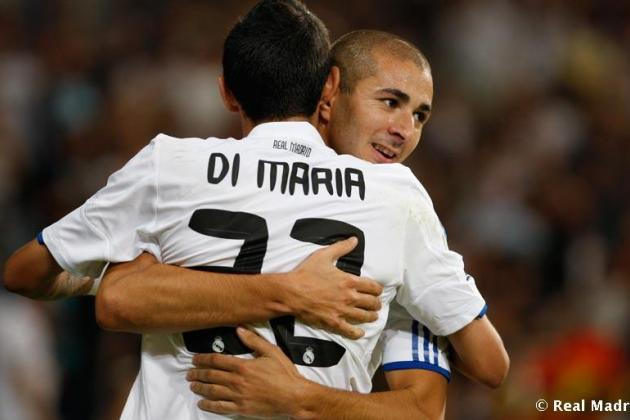 Real Madrid: Angel Di Maria and Karim Benzema Suffer Tough Injuries