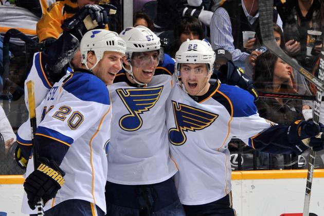 St. Louis Blues: Game Against Nashville Predators Is More Than a Game