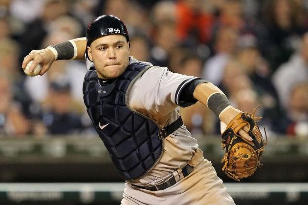 Russell Martin and New York Yankees Discussing Extension: What Does It Mean?