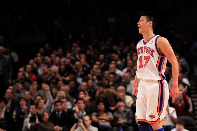 Jeremy Lin Moving Up from Teammate's Couch to Manhattan Apartment