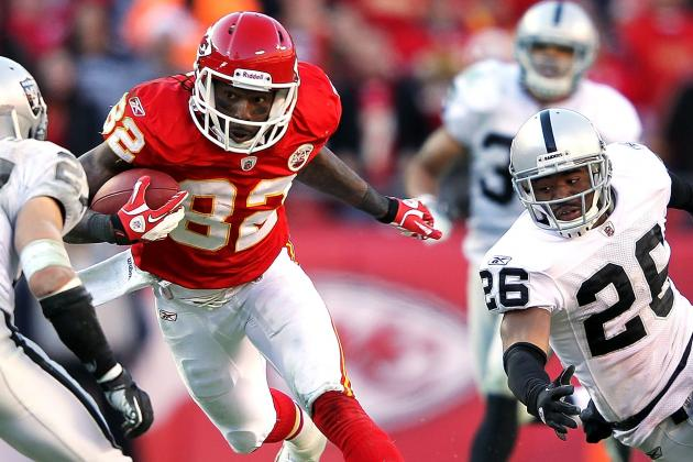 Kansas City Chiefs: Dwayne Bowe and Kansas City's Salary Cap Ramifications