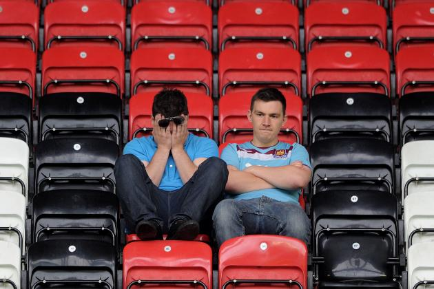 Premier League: Relegation Battle and the 3 Teams Most Likely to Go Down