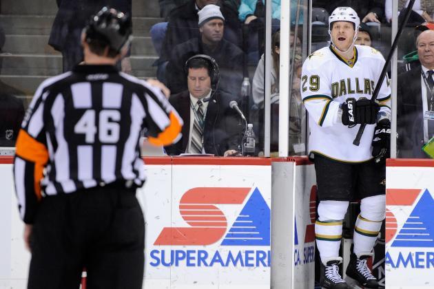 NHL Trade Rumors: Power Ranking Steve Ott's Best Fits