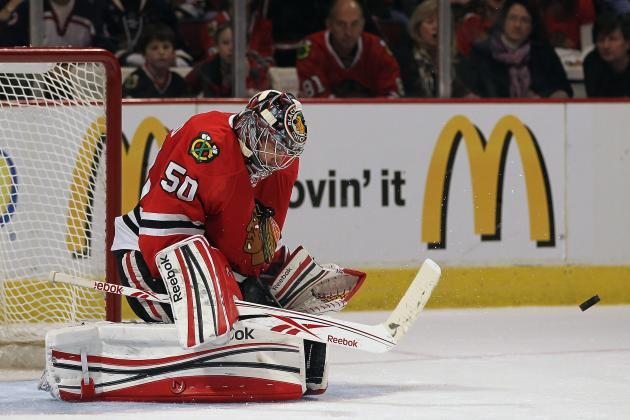 Chicago Blackhawks: Why They Can Win the Stanley Cup with Average Goaltending