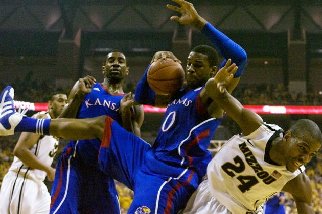 Kansas Jayhawks Basketball Handles Aggies: Sets Sights on Border War Matchup