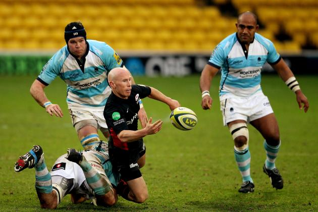 Rugby: Munster Man Peter Stringer Set to Leave Saracens for Newcastle Falcons