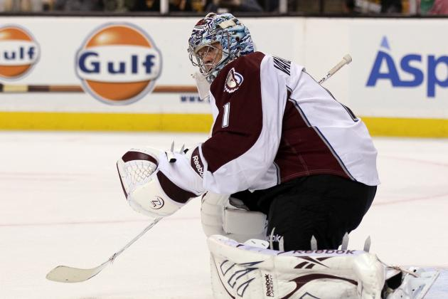 Semyon Varlamov, Paul Stastny Power the Colorado Avalanche Past Kings