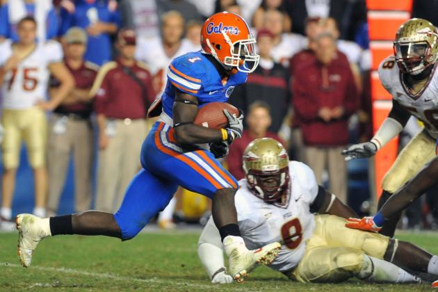 NFL Draft 2012: Fastest Prospects at Combine and Their Possible Destinations