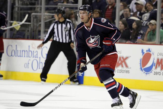 Jeff Carter Traded to Kings: LA Bolsters Offense by Acquiring Blue Jackets Star