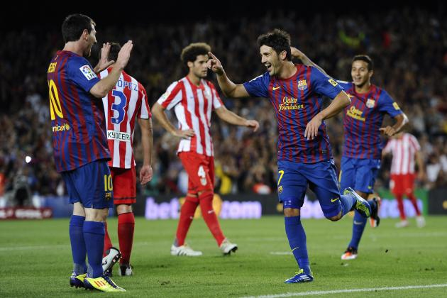 Atletico Madrid vs. Barcelona: Complete Preview, Start Time and More