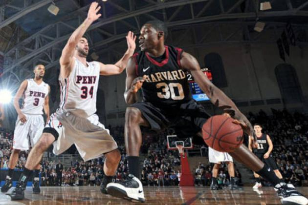 Penn Basketball: Penn Quakers Visit Harvard Crimson for First Place