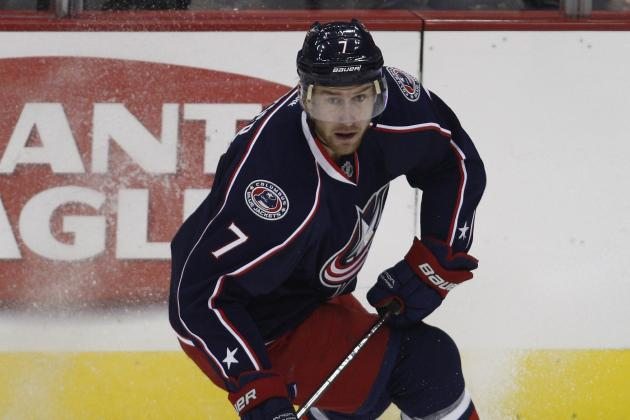 Report: Columbus Blue Jackets Trade Jeff Carter to Los Angeles Kings
