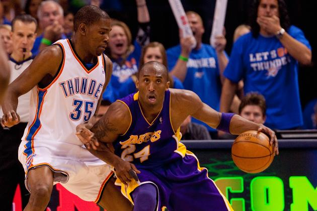 Lakers vs. Thunder: Live Reaction, Updates, Video and More