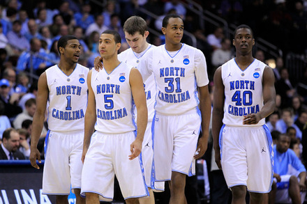 NCAA Basketball 2012: Will North Carolina Be the Last ACC Team Standing?