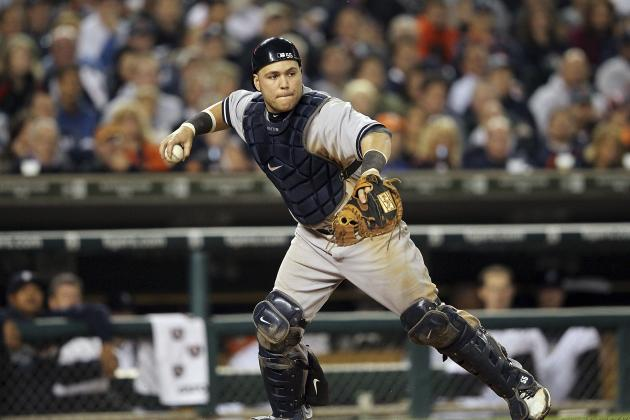 New York Yankees: Russell Martin Should Get a Contract Extension with Bombers