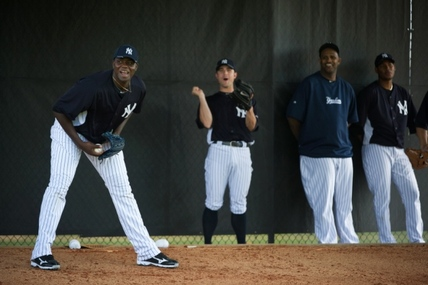 Michael Pineda: Early Progress Will Translate to Success in 2012