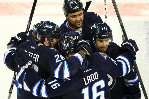 Winnipeg Jets Defeat Tampa Bay Lightning, Take Over Southeast Division Lead