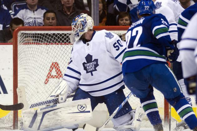 NHL Trade Rumors: Will Brian Burke Trade for a New Leafs Goalie?